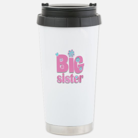 Big Sister Stainless Steel Travel Mug
