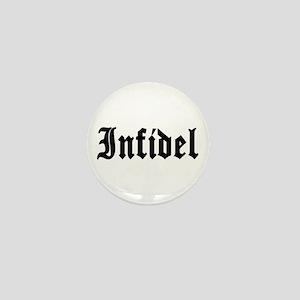 Infidel Mini Button