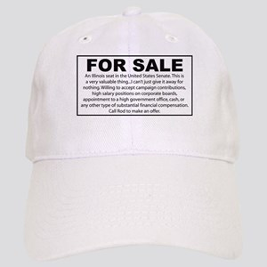 For Sale - Illinois Senate Seat Cap