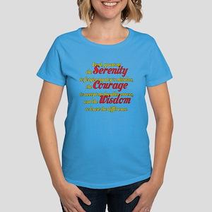 Agility Serenity Women's Dark T-Shirt