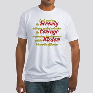 Agility Serenity Fitted T-Shirt