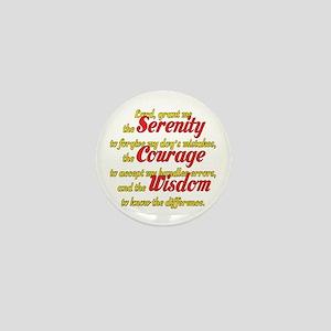 Agility Serenity Mini Button