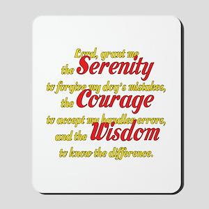 Agility Serenity Mousepad