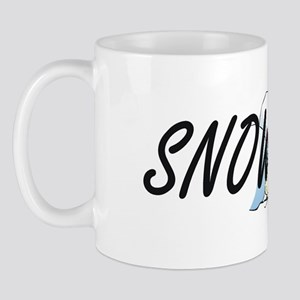 Snow Day 11 oz Ceramic Mug