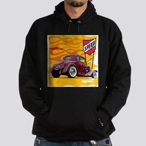 Speed Little Red Coupe Hoodie (dark)