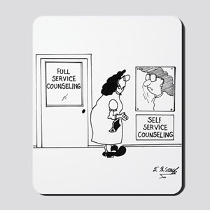 Counseling Cartoon 4967 Mousepad
