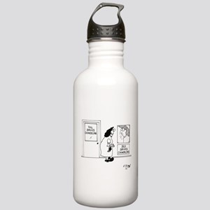 Counseling Cartoon 496 Stainless Water Bottle 1.0L