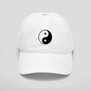 Yin Yang Symbol Cap