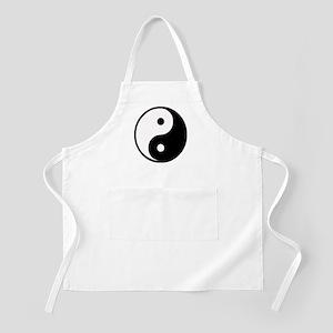 Yin Yang Symbol BBQ Apron