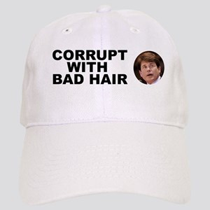 Blagojevich Corrupt / Bad Hair Cap