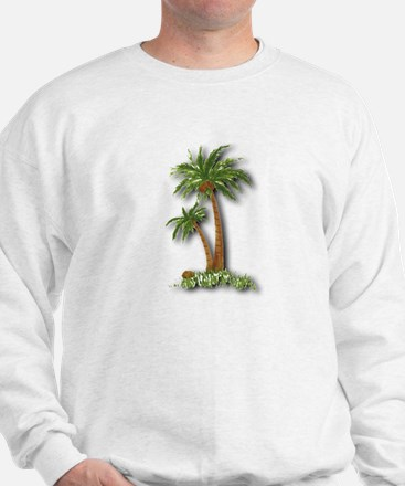 Twin palms Sweatshirt
