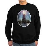 Christmas Peace Sweatshirt (dark)
