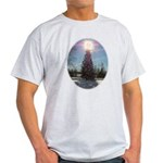 Christmas Peace Light T-Shirt