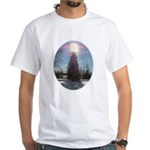 Christmas Peace White T-Shirt