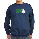 Parson Brown Sweatshirt (dark)