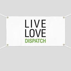 Live Love Dispatch Banner