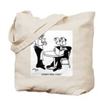 Restaurant Cartoon 4334 Tote Bag