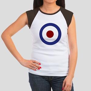 Tank Girl Target Women's Cap Sleeve T-Shirt