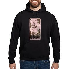 Vintage Best Friend Hoodie (dark)