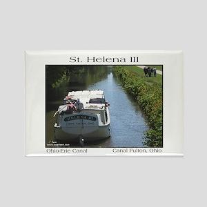 St. Helena III Rectangle Magnet