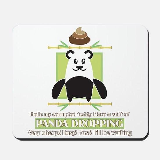 Panda Engrish Mousepad