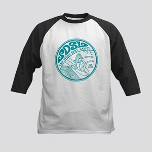 San Diego Surf Ladies Baseball Jersey