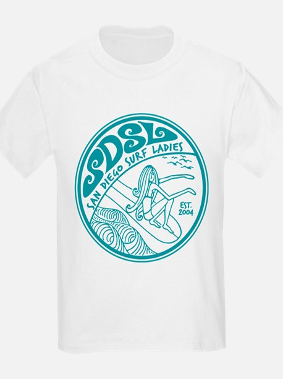 San Diego Surf Ladies T-Shirt