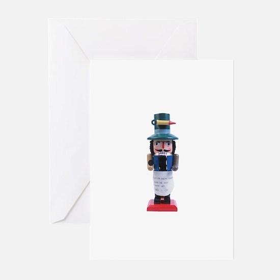 Doktor Nutcracker Greeting Cards (Pk of 10)