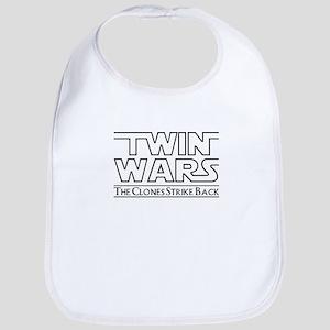 Twins - Twin Wars Bib