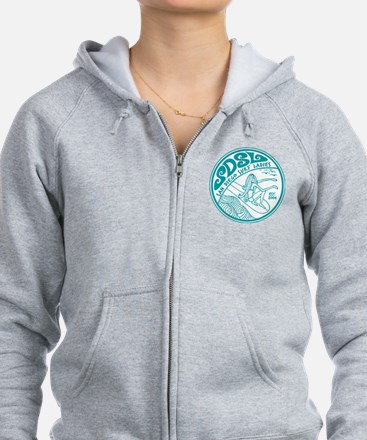 San Diego Surf Ladies Sweatshirt