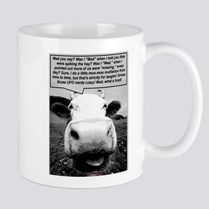 Mad Cow, or Just Insane? Mug