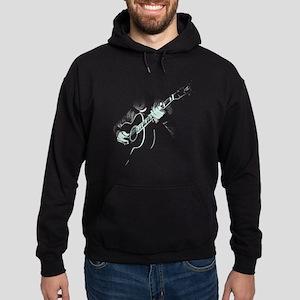 Spotlight Guitar Hoodie (dark)