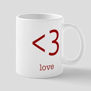 love <3 Mug