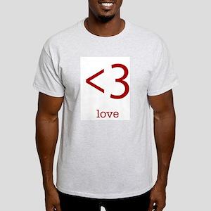 love <3 Light T-Shirt