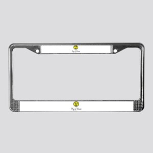 Day of Silence License Plate Frame