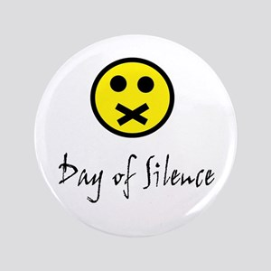 "Day of Silence 3.5"" Button"