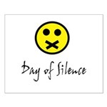 Day of Silence Small Poster