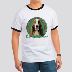 Nothin' but a Houndog Ringer T