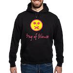 Day of Silence Hoodie (dark)