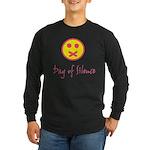 Day of Silence Long Sleeve Dark T-Shirt