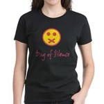 Day of Silence Women's Dark T-Shirt