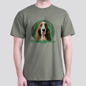 Nothin' but a Houndog Dark T-Shirt
