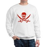Pirates Red Sweatshirt