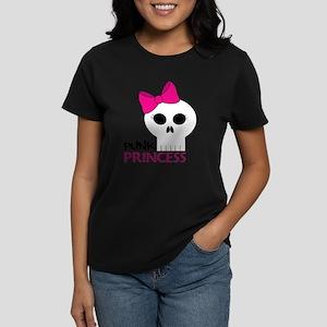 punk princess Women's Dark T-Shirt