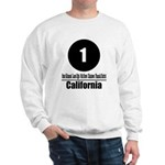 1 California (Classic) Sweatshirt