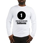 1 California (Classic) Long Sleeve T-Shirt