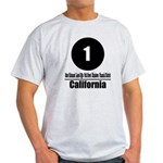 1 California (Classic) Light T-Shirt