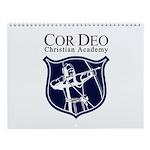 Cor Deo Wall Calendar