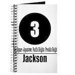 3 Jackson (Classic) Journal