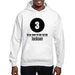 3 Jackson (Classic) Hooded Sweatshirt